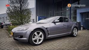 Mazda RX-8 my-2003–2012- buying advice - YouTube