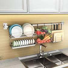 304 stainless steel kitchen shelves