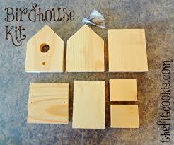 the home depot birdhouse kit