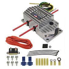 radiator fan controller derale 16788 high amperage adjustable dual fan control push in radiator probe