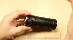 <b>Olight</b> SR Mini Intimidator 2800 Lumen Flashlight Extended Review ...