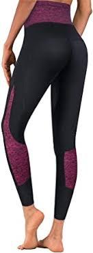 Amazon.com: TrainingGirl High Waist Sauna Sweat <b>Pants Slimming</b> ...