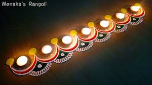 Side Rangoli Designs For Diwali Rangoli Designs For Diwali Happyshappy