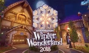 Overwatch Winter <b>2018</b> event - Wonderland start time, release date ...