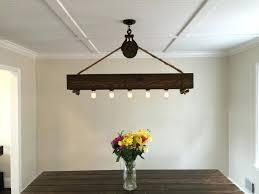 full image for crystal rod chandelier new diy edison light chandelier 30 for with diy edison
