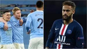 Live Streaming Manchester City vs PSG Champions League India Where to watch  City vs Paris Saint-Germain Semifinal Live Match SonyLIV Sony Ten
