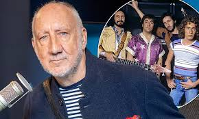 The Who guitarist <b>Peter Townshend</b>, 74, reveals he disapproved of ...