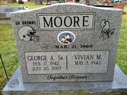 George Alden Moore, Sr (1942-2007) - Find A Grave Memorial