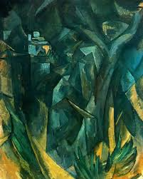 cubism is city on the hill