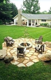 flagstone patio cost. Interesting Patio How To Make A Flagstone Patio Medium Size Of Making  With Mortar Laying Cost Vs Stamped  C