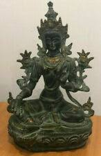 Brass <b>Indian</b> Antique Statues for sale | eBay