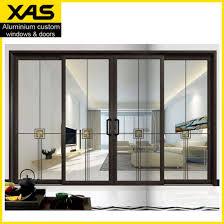 china glass door aluminium sliding door