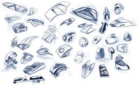 industrial design sketches. Sketch. Source: Product Design Industrial Sketches N