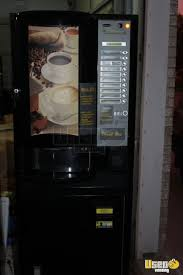 Coffee Vending Machines For Sale Simple Zanussi Brio 48 Coffee Vending Machine For Sale In Pennsylvania