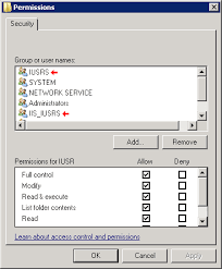 wordpress on a windows server