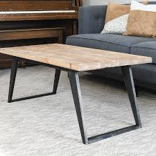 Coffee stained coffee table blueprint. Simple Modern Coffee Table Build Plans Houseful Of Handmade