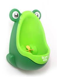 """<b>Писсуар</b> для мальчиков """"Лягушка с прицелом"""". <b>ROXY</b>-<b>KIDS</b> ..."""