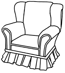 comfy chair drawing. Brilliant Drawing Furniture Clipart Comfy Chair Armchair Drawing At Getdrawings Picture Free  Download In Comfy Chair Drawing E