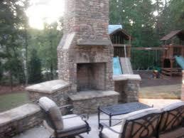 outdoor brick fireplace atlanta 1 jpg
