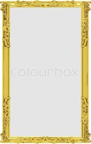 gold frame border png. Stock Vector Of \u0027Vector Gold Frame\u0027 Frame Border Png R