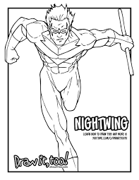 1700x2200 nightwing clic ic version tutorial