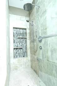 shower niche shower niche shower niches new shower with vertical glass in shampoo niche shower