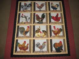 Free Chicken Applique Patterns | HAD ONLY BEEN QUILTING FOR ABOUT ... & Free Chicken Applique Patterns | HAD ONLY BEEN QUILTING FOR ABOUT 6 MONTHS,  SO I Adamdwight.com