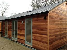 Diy garden office Garden Wood Project Build Garden Office From First Contact Through Design Build And Finishing Of Our Garden Office Build Garden Office Cabin Living Build Garden Office Creating Your Ideal Workspace Self Build Diy