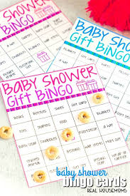 Free Baby Shower Bingo Printable Cards For A Boy Baby Shower Baby Shower Bingo Cards Printable