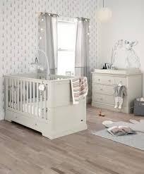 gray nursery furniture. Oxford Wooden Adjustable Cot Bed \u0026 Dresser Nursery Furniture Set - Pebble Grey | Mamas Papas Gray Y