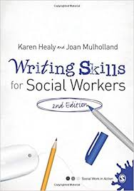 Writing Skills Amazon Com Writing Skills For Social Workers Social Work In Action