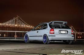 1998 Honda Civic CX (EK) - Import Tuner Magazine