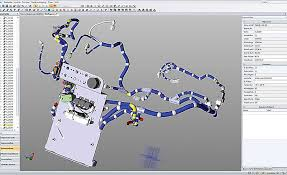 software links mechanical, electrical design 2016 04 29 solidworks electrical routing tutorial pdf at Wiring Harness Design Solidworks