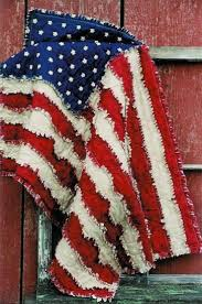 1307 best Quilts images on Pinterest | Baby quilts, Pointe shoes ... & My Cute Idea: American Flag Rag Quilt Adamdwight.com