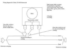 wire a thermostat readingrat net Defy Fridge Thermostat Wiring Diagram heating and cooling thermostat wiring diagram wirdig, wiring diagram Honeywell Thermostat Wiring Diagram