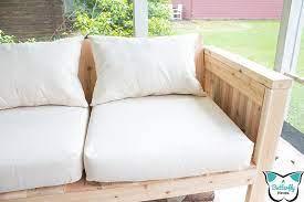 diy outdoor cushions a