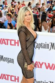 Donna D errico was the Best at the Baywatch Premiere Big Tits.