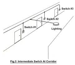 engineering boy how to do wiring for 1 way 2 way and intermediate how to do wiring for 1 way 2 way and intermediate switch