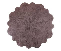 sherry kline over tufted petals bath rug pacific
