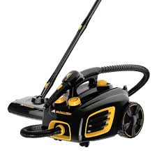 McCulloch Multi Purpose Canister Steam Cleaner MC1375 The Home Depot