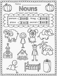 b262b7771ec25b395736d4e48133ed55 noun worksheets grammar worksheets first grade 25 best ideas about noun activities on pinterest writing on english creative writing worksheets for grade 2