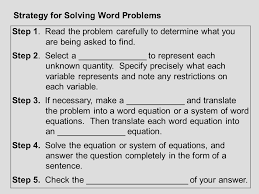 read the problem carefully to determine what you are being asked to find