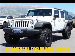 jeep wrangler 4 door white. Exellent Jeep 2016 Jeep Wrangler Hard Top 4 Door White Color Edition For O