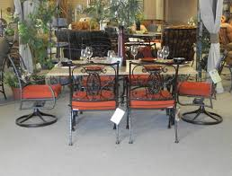 wrought iron dining tables commercial wrought iron furniture outdoor