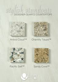 Bring standout style to your kitchen and bathroom countertops with Q  Premium Natural Quartz!