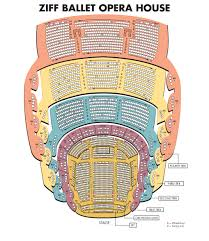 Kennedy Center Opera House Seating Chart Select Your Seats Adrienne Arsht Center In Kennedy Center