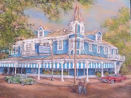 commander s palace painting by david wargo new orleans famous places