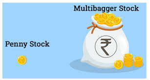5 penny stocks that become multibagger