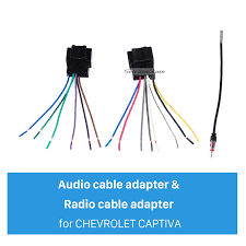 high quality wiring harness adapter audio cable and radio plug high quality wiring harness adapter audio cable and radio plug adapter cable for chevrolet captiva