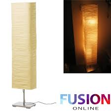 ikea floor lamps lighting. Happy Paper Shade Floor Lamp IKEA FLOOR LAMP RICE PAPER SHADE SOFT MOOD LIGHT STYLISH BRAND NEW Ikea Lamps Lighting